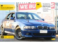 BMW M5 GENUINE LOW MILEAGE MINT BEST COLOUR COMBINATION