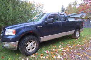 2004 Ford F-150 4x4 XLT Super Cab
