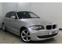 2009 59 BMW 1 SERIES 2.0 116D SPORT 5DR 114 BHP DIESEL