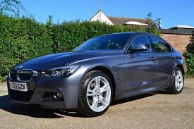 2013 BMW 3 SERIES 320D XDRIVE M SPORT SALOON DIESEL