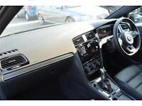 2017 Volkswagen Golf GTI 2.0 TSI 230PS 6-speed DSG 5 Door Petrol black Semi Auto