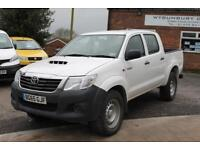 Toyota Hi Lux ACTIVE 4X4 D-4D DCB - Superb Condition Load Carier - One Owner - M
