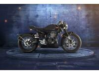 Mondial hps 300 cafe racer,70 reg.2 yrs warranty,£83.38 per month,£99 deposit
