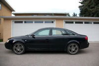 2000 Audi A6 2.7T Quattro - Low km's, records/inspection incl