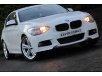 2014 BMW 1 Series 2.0 120d M Sport Sports Hatch xDrive 5dr (start/stop)