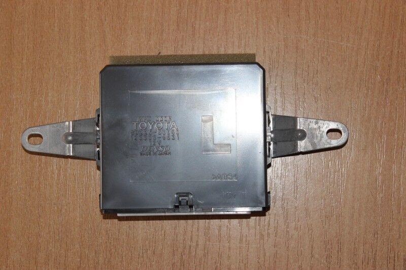 2007 LEXUS LS 460 / REAR LH DOOR CONTROL MODULE 89225-50040