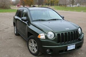 2008 Jeep Compass Sport SUV, Crossover,Certified