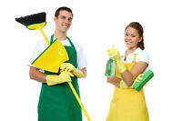 Busy Restaurant Looking for Night Shift Cleaners