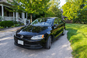 VW Jetta 2011 – 4 door, manual, 167,000 km