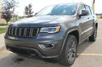 2017 JEEP GRAND CHEROKEE LIMITED 75TH EDITION GORGEOUS  17GH2254 Edmonton Edmonton Area Preview