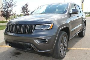 2017 JEEP GRAND CHEROKEE LIMITED 75TH EDITION GORGEOUS  17GH2254