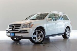 2011 Mercedes Benz GL550 4MATIC