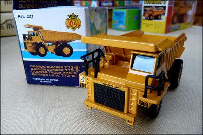 JOAL Camion Dumper L.K.W. 773 B n° 223 échelle 1:70 neuf en boite vintage