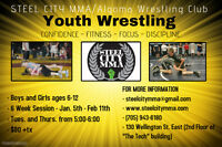 Youth Wrestling Program