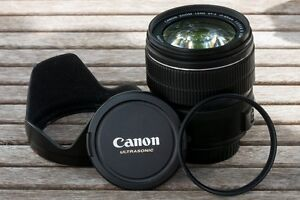 sell or trade - Canon EF-S 15-85mm f3.5-5.6  IS USM