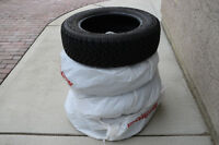 A set of 4 GoodYear Nordic Snow tires 195/65R15