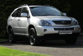 2007 Lexus RX 400h 3.3 SR CVT 5dr