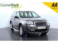 2007 LAND ROVER FREELANDER TD4 XS ESTATE DIESEL