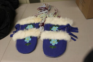Hand crafted Northern Mittens
