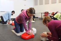 Update your First Aid with St. John Ambulance- Jan 18 & 19, 2018