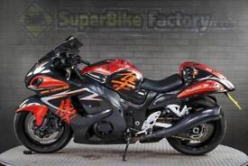 2008 08 SUZUKI GSX1300R HAYABUSA 1300CC 0% DEPOSIT FINANCE AVAILABLE