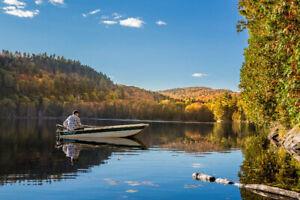 Terrain à vendre Développement Lac Jackson - LES CASCADES