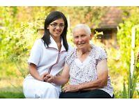 Carers required in Radlett, Bushey, Watford and surrounding areas