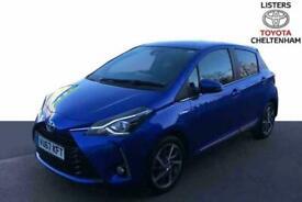 Toyota Yaris 2017 1.5 Hybrid Excel 5dr CVT Hatchback