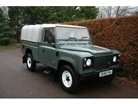 Land Rover 110 Defender 2.5Td5 High Capacity Pick-Up Hi Cap Td5