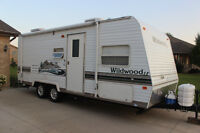 23' Willdwood Bunkhouse