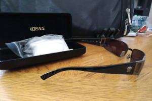 Versace Sunglasses - New Condition