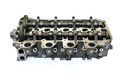 Engine Cylinder Head BUILT For Mitsubishi L200 B40 2.5 DID 4D56U 03/2006>ON NEW for sale  Ruislip