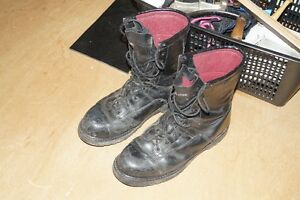 Prospector all leather Boots Kitchener / Waterloo Kitchener Area image 1