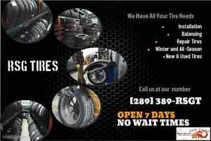RSG TIRES USED & NEW Oakville / Halton Region Toronto (GTA) image 4