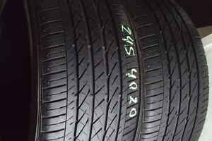 P 245 40 R 20 Bridgestone Potenza