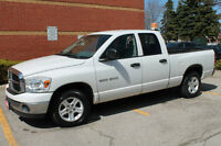 2007 Dodge Ram 1500 SLT 4 DOOR QUAD CAB WITH WARRANTY