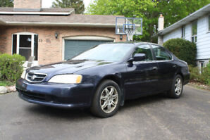 2000 Acura 3.2TL with New Transmission