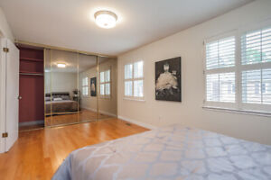 Bright room for 4 months rent for ONE girl -Finch & Birchmount