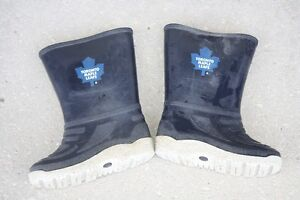 Selling Toronto Maple Leaf Rain Boots & Sandals