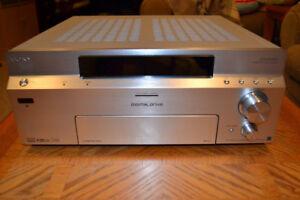 SONY STR-DA3000ES 7.1 A/V  Easy Hook up Powerful Sound SOLID