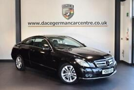 2010 60 MERCEDES-BENZ E CLASS 2.1 E250 CDI BLUEEFFICIENCY SE 2DR AUTO 204 BHP DI