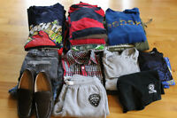 Lots of Boys clothing size 10-12