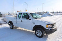 2003 Ford F-150 SuperCab Pickup Truck