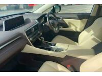 2019 Lexus RX ESTATE 450h 3.5 Takumi 5dr CVT Auto SUV Petrol/Electric Hybrid Aut