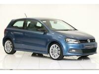 2017 Volkswagen Polo 1.4 TSI ACT BlueGT 3dr Hatchback Petrol Manual
