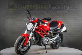 2010 10 DUCATI MONSTER 696CC M696 PLUS