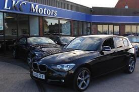 2013 BMW 1 SERIES 118D SPORT HATCHBACK DIESEL