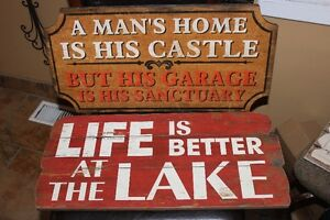 Tool Rules sign for the garage Windsor Region Ontario image 7