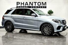 image for 2016 Mercedes-Benz GLE CLASS 3.0 GLE350d V6 AMG Line G-Tronic 4MATIC (s/s) 5dr S