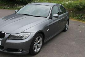 2011 BMW 320D EFFICIENT DYNAMICS SALOON MANUAL 6 SPEED